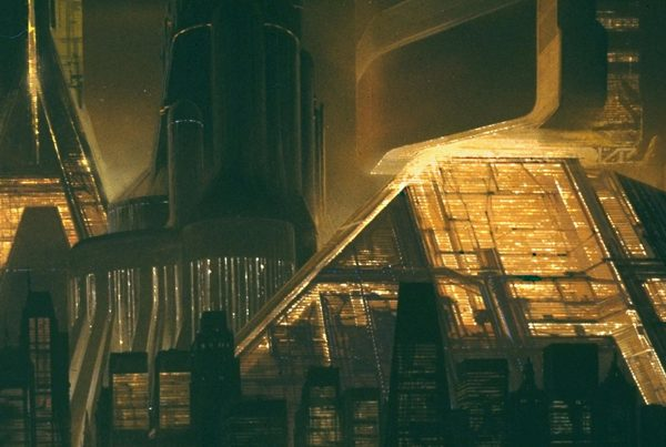 Blade Runner's Designer on Creating the Future