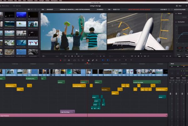 Democratizing Media Production - Davinci Resolve 14