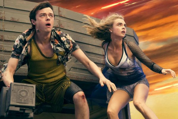 Luc Besson On His Epic SciFi Film Valerian Adapted From A Graphic Novel