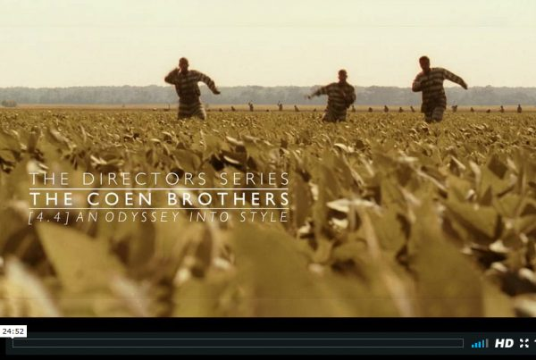 The Directors Series - The Coen Brothers An Odyssey Into Style