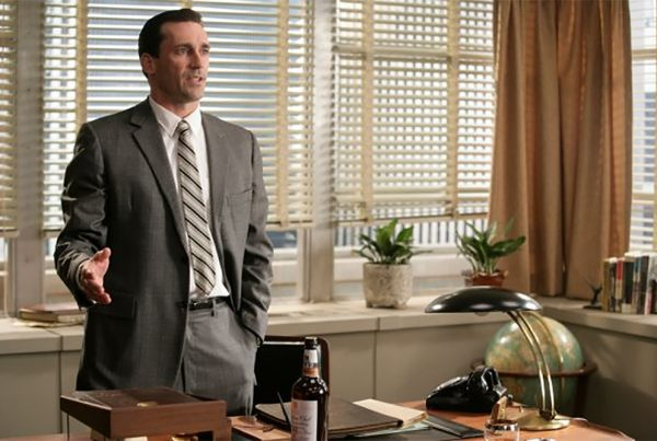 We Live In The Peak TV World 'Mad Men' Created Ten Years Ago