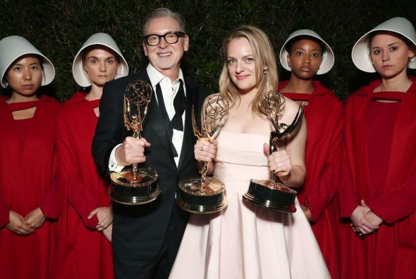 Hulu's Handmaid's Tale Win Heralds Televisions New Big Three