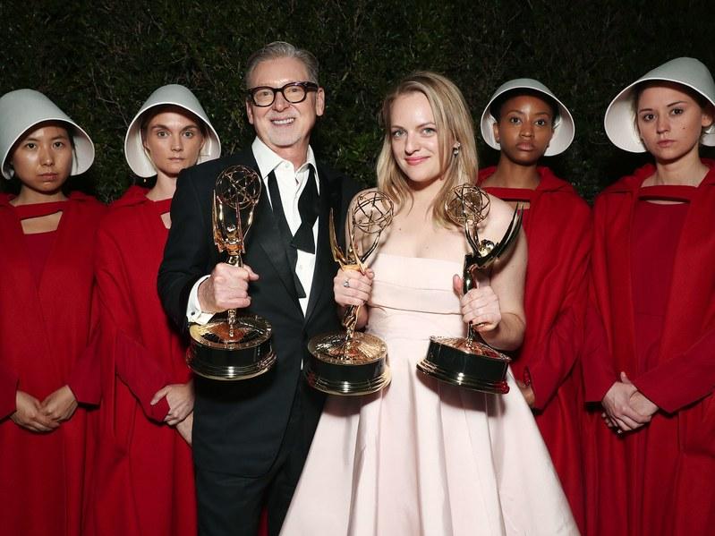 Hulu's Handmaid's Tale Win Heralds Televisions New Big Three