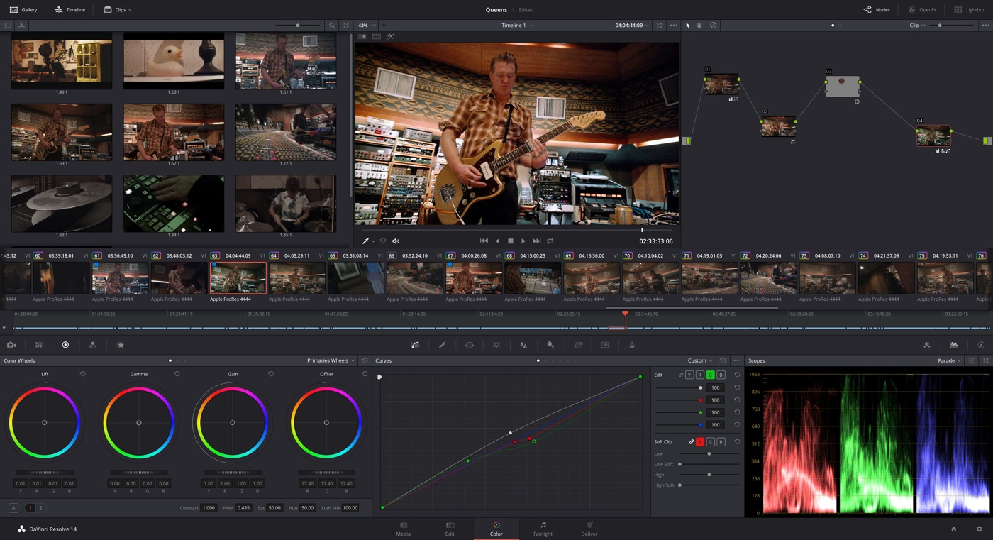 Why DaVinci Resolve May Be the Single Most Powerful Tool in Post