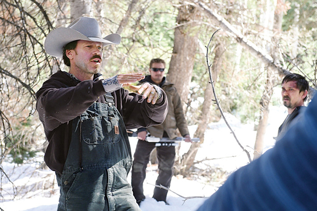 Taylor Sheridan Has Two Tips for Becoming an Oscar-Nominated Screenwriter