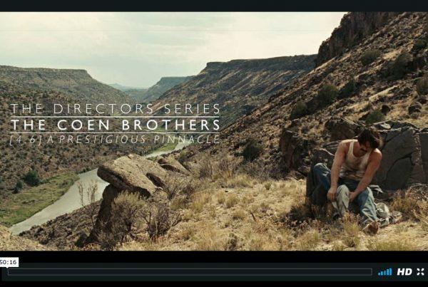 Coen Brothers Prestigious Pinnacle