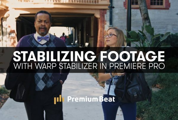 Fix Shaky Footage with Warp Stabilizer in Premiere Pro