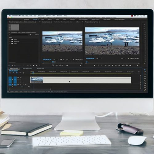 Time Remapping in Premiere Pro