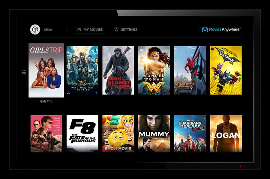 An App Lets You Watch All Your Movies in One Place