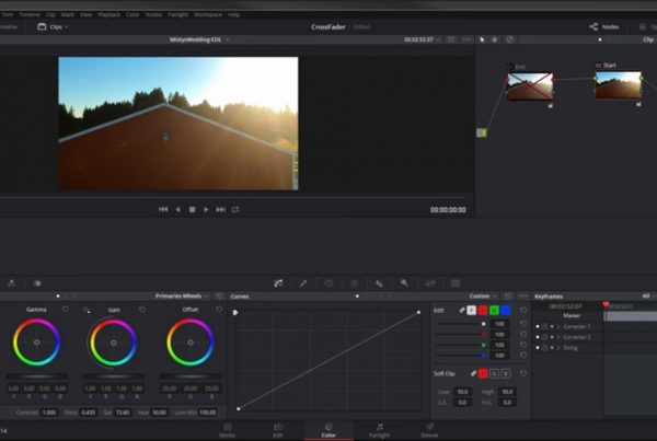 How to Transition Grades in DaVinci Resolve 14