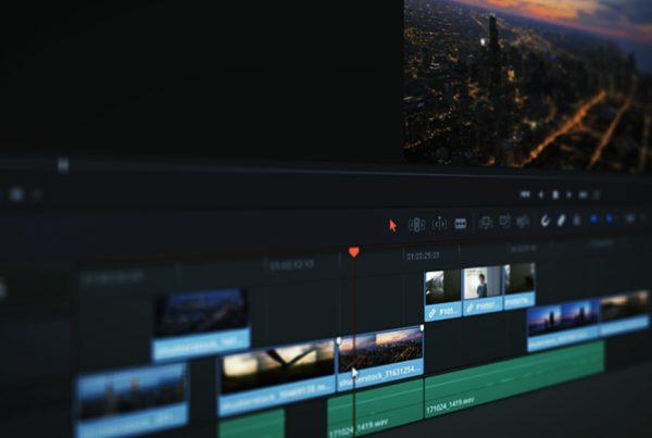 DaVinci Resolve 15 Edit Tools